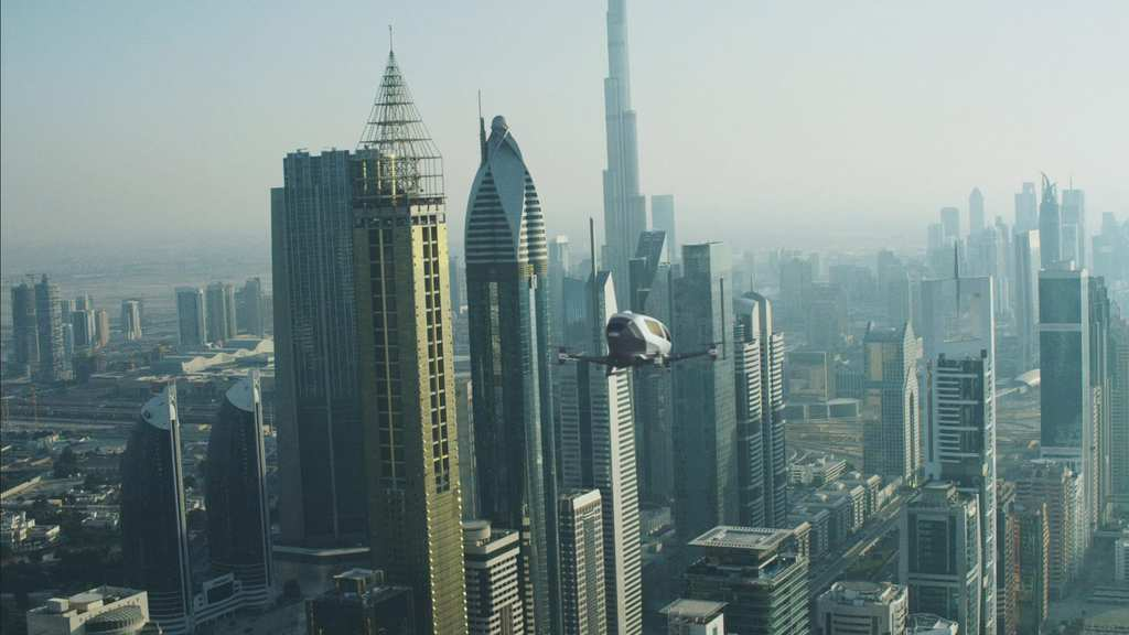drones in dubai