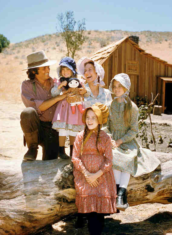Ingalls-Family-Little-House-on-the-Prairie-TV-Show