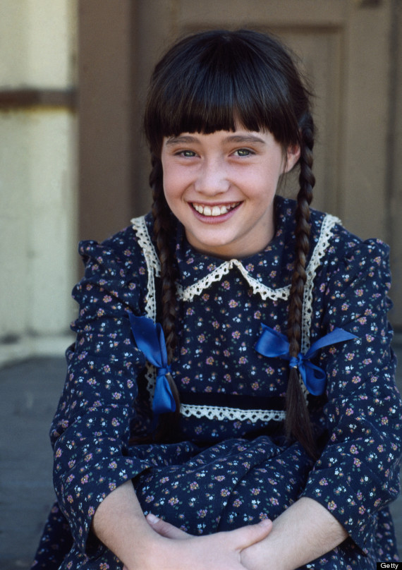 LITTLE HOUSE ON THE PRAIRIE -- Season 9 -- Pictured: Shannen Doherty as Jenny Wilder (Photo by Frank Carroll/NBC/NBCU Photo Bank via Getty Images)