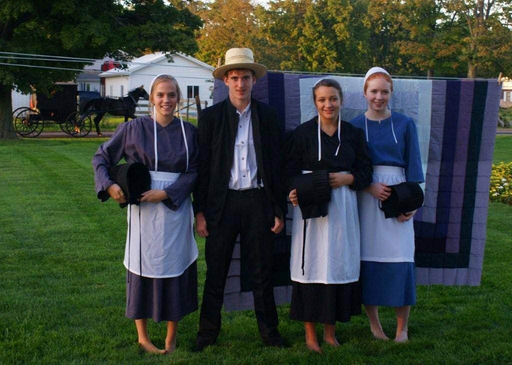 Amish dating and marriage