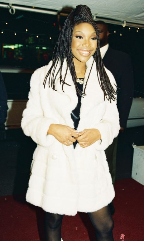 Brandy Norwood 1995 Billboard Awards held at the Barker Hanger Santa Monica, California 06.12.95 Featuring: Brandy Norwood Where: Las Vegas, Nevada, United States When: 12 Jun 1995 Credit: Chris Connor / WENN
