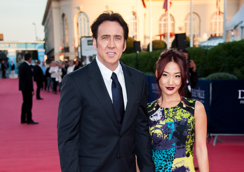 Nick-Cage-and-Alice-Kim