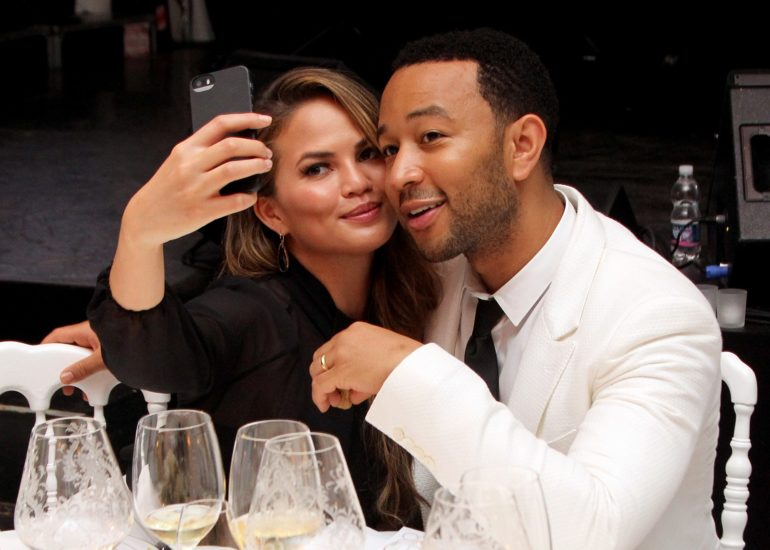 chrissy-teigen-john-legend-selfie-getty