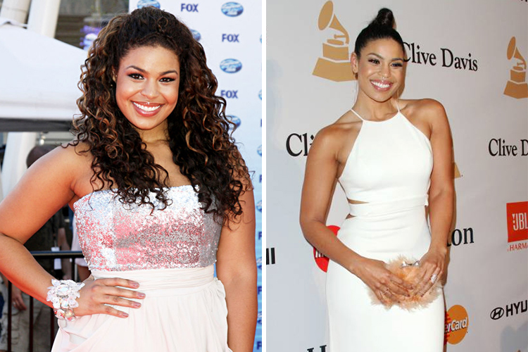 30 Celebrity Weight Loss Transformations With Before-After ...