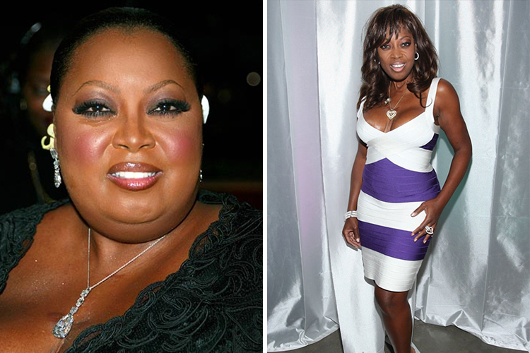 Top 10 celebrity transformations yahoo