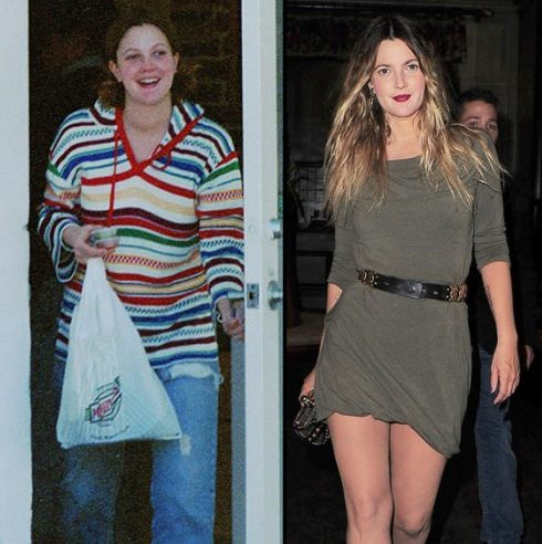 Celebrity weight gain photos