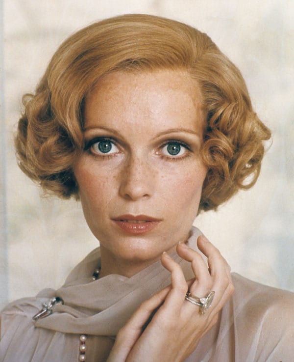 Mia Farrow In 'The Great Gatsby'