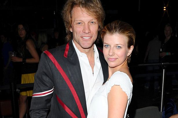 Jon-Bon-Jovi-and-his-daughter-Stephanie-Rose