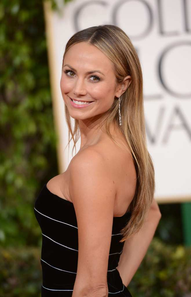 STACY KEIBLER at Golden Globe Awards