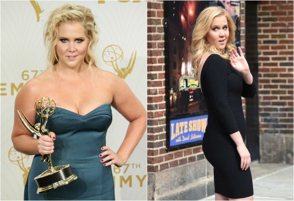 Different body fat percentage pictures celebrity