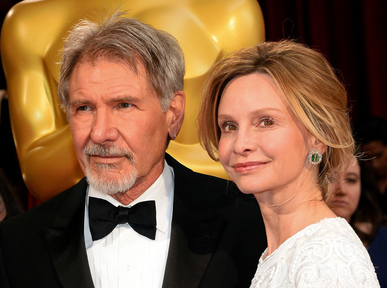 calista flockhart and harrison ford meet