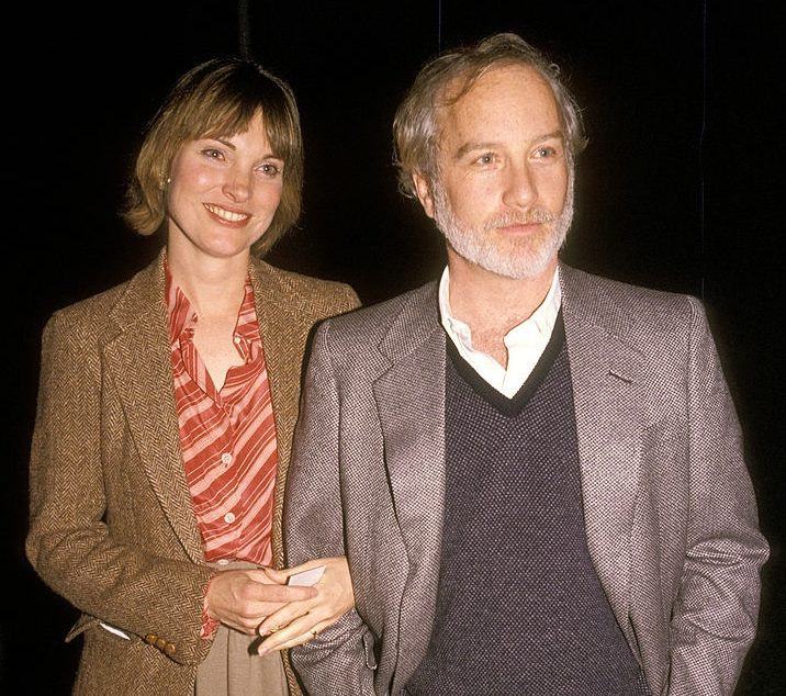 Richard Dreyfuss and Jeramie Rain