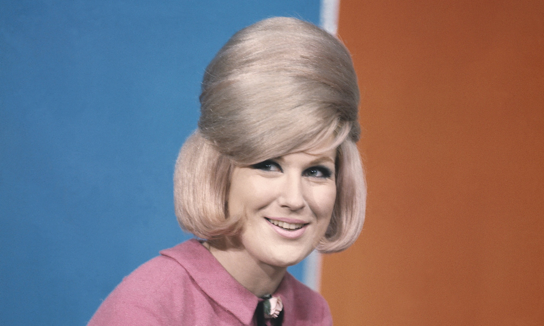 Dusty SPRINGFIELD 1960'S ENGLISH FEMALE MAKE-UP SINGER SOUL WHITE