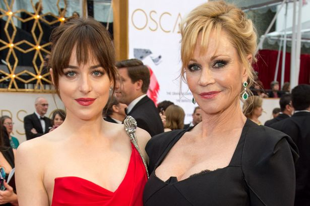 Dakota-Johnson-and-Melanie-Griffith