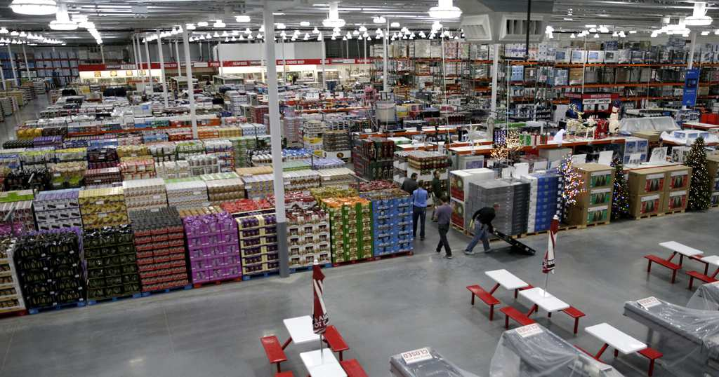 Costco-aisles