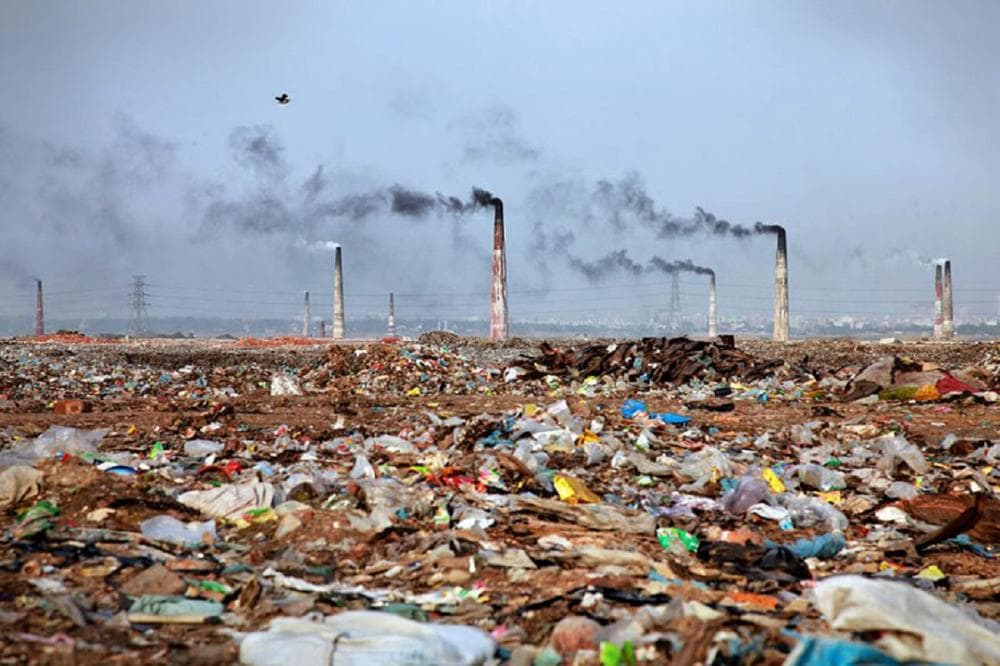 50 Eye Opening Images of Environmental Pollution