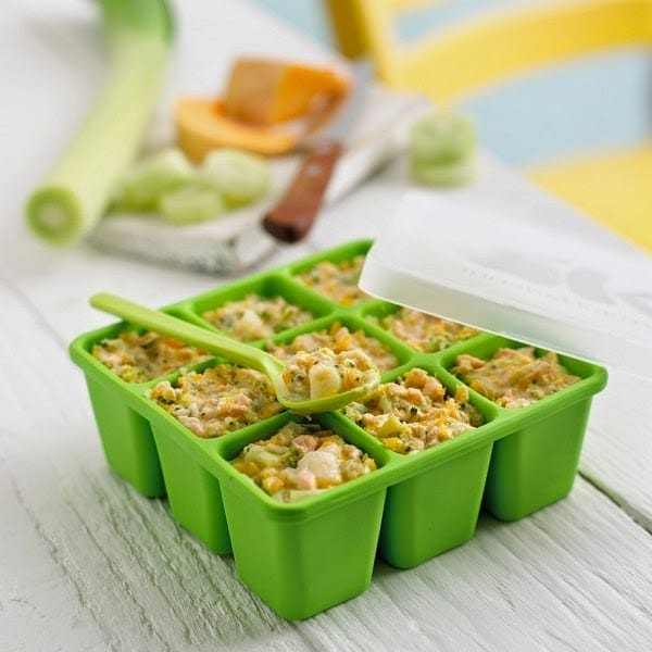 NUK 10000010 Annabel Karmel Food Cube Storage Tray 1