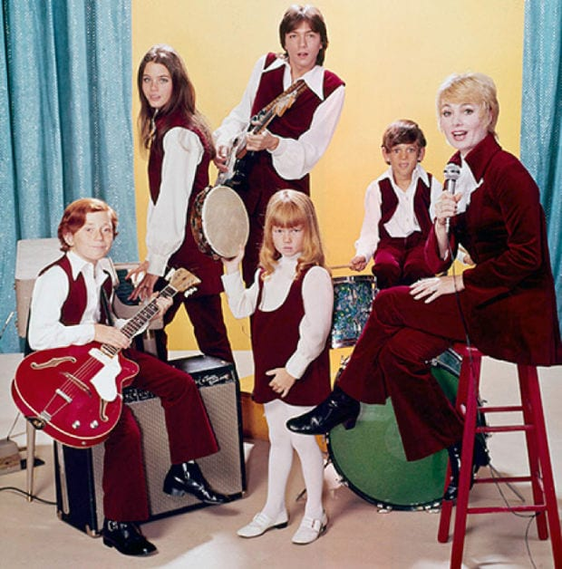 Image result for the partridge family