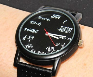 math-equation-watch