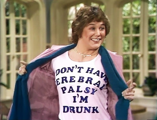 facts-of-life-season-2-5-cousin-geri-jewell-i-dont-have-cerebral-palsy-im-drunk-t-shirt-comedian-handicap-character-review-episode-guide-list