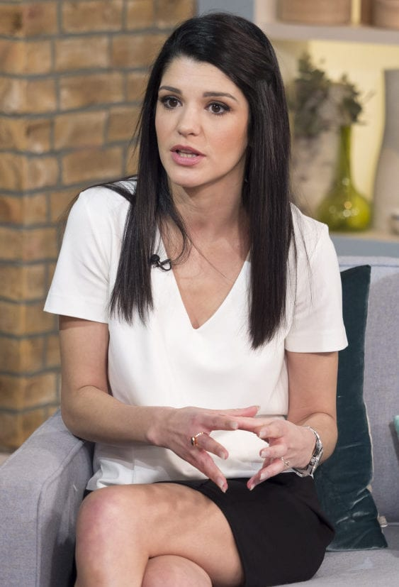 'This Morning' TV Programme, London, Britain. - 02 Mar 2015