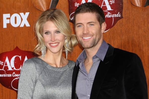 Josh Turner, Jennifer Turner 2011 American Country Awards - Arrivals at the MGM Grand Resort Hotel and Casino Las Vegas, Nevada - 05.12.11 Featuring: Josh Turner, Jennifer Turner Where: Las Vegas, Nevada, United States When: 05 Dec 2011 Credit: WENN