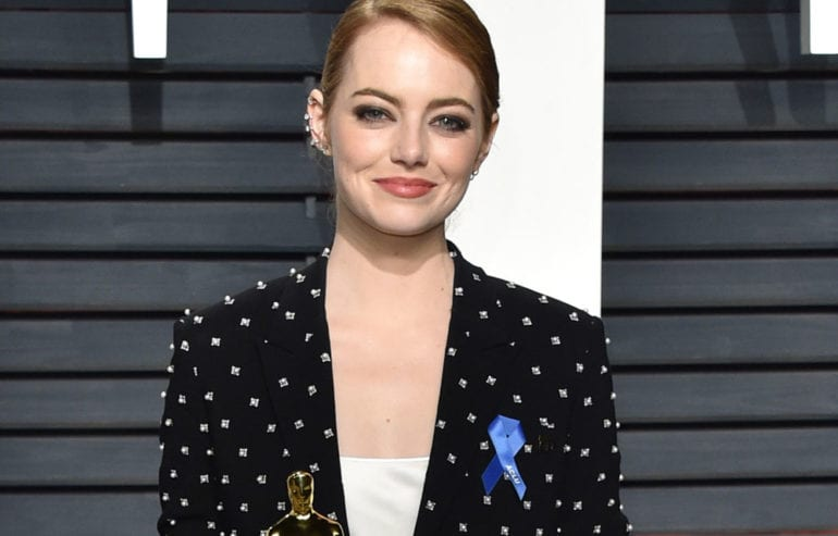 170227-emma-stone-blue-ribbon-activism-red-carpet-oscars
