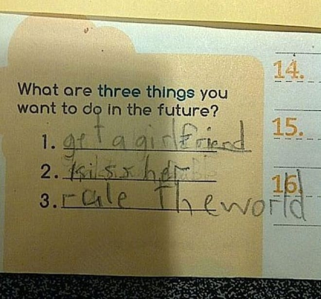 Brilliant Kids Test Answers 11