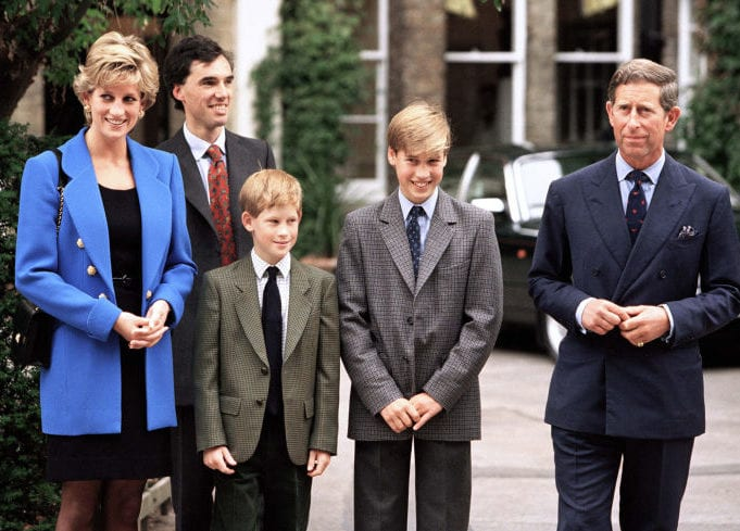 The Royal Family Tried To Keep These Photos A Secret