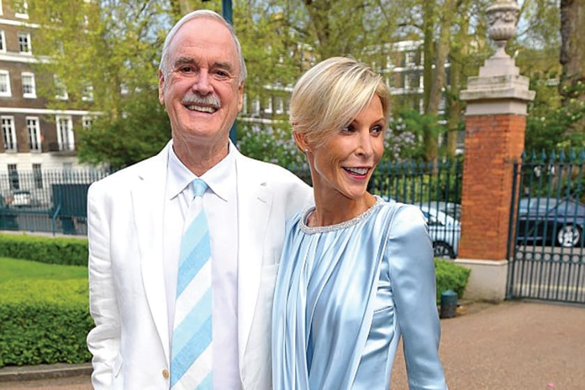 Jennifer-Wade-and-John-Cleese