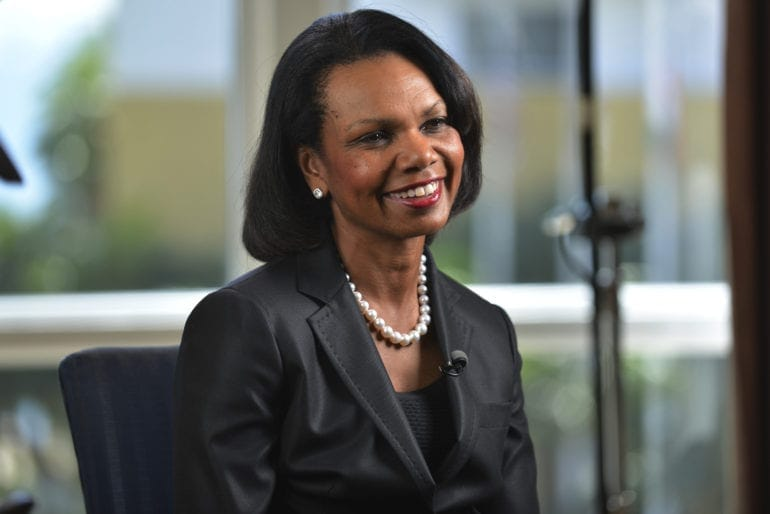Condoleezza-Rice-Career-Path