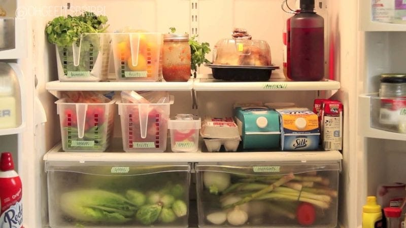 The Right Way To Organize Your Messy Fridge Kiwireport
