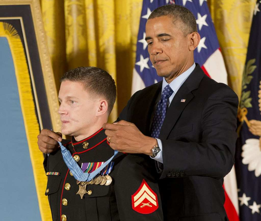 kyle%20carpenter%20medal%20of%20honor%20obama%20ceremony%20east%20room%20white%20house