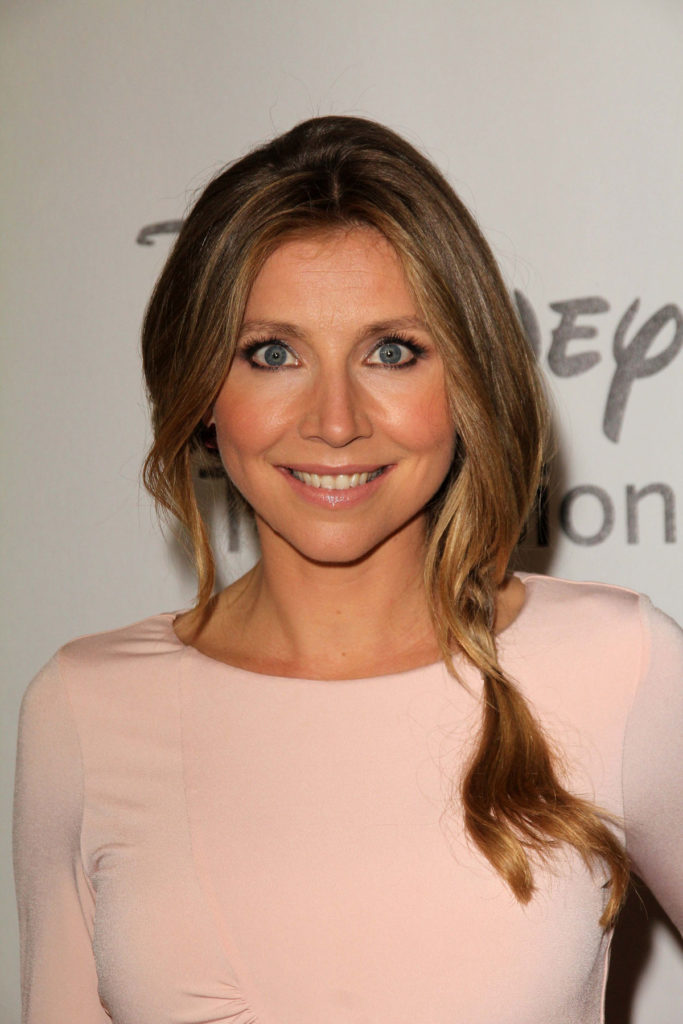 SARAH CHALKE at 2012 Disney and ABC TCA Summer Press Tour