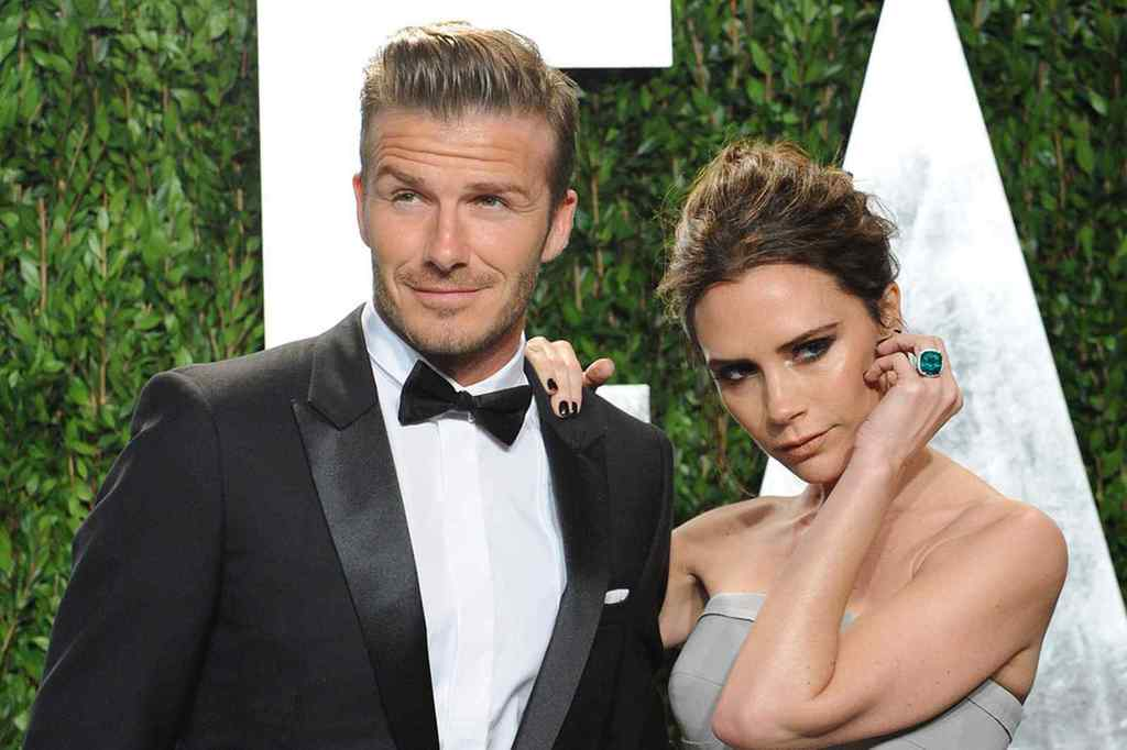 The real story behind the fabulous life of the Beckhams ...