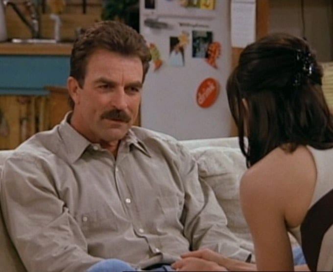 friends-tom-selleck