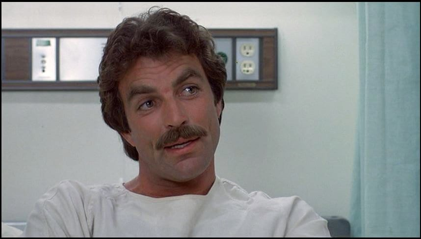 Coma Tom Selleck