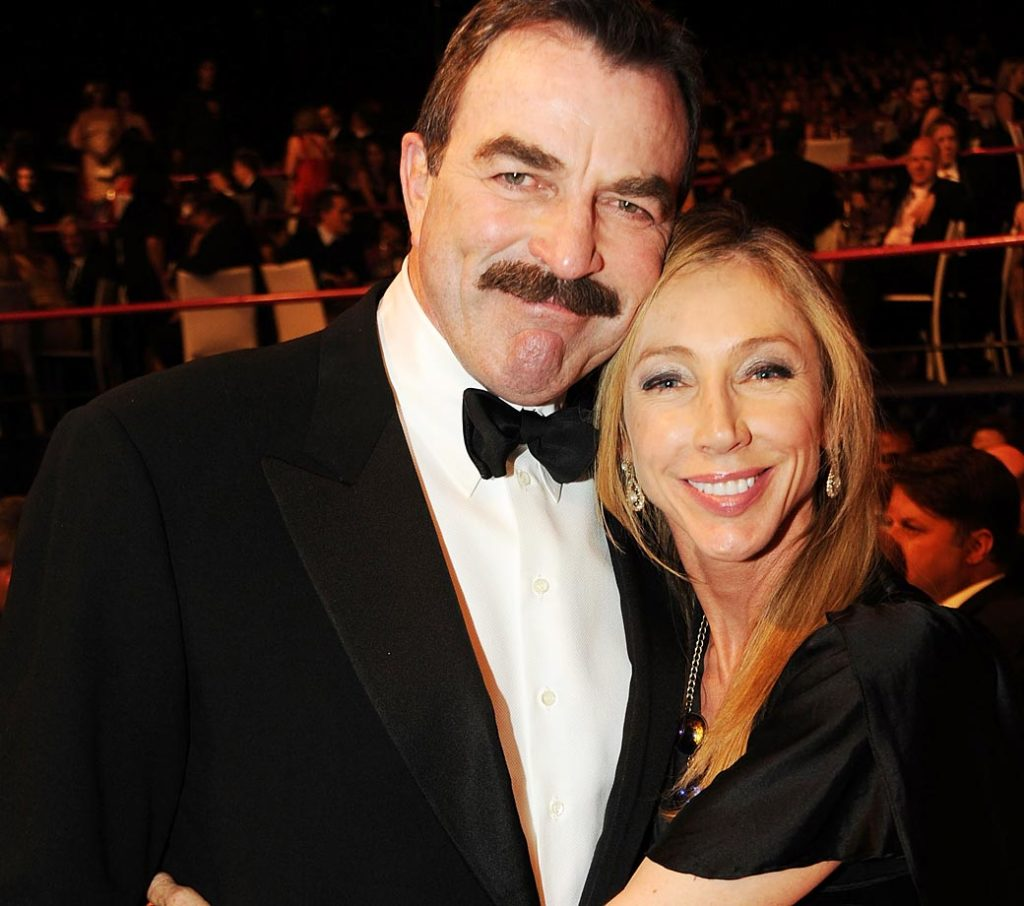 Tom selleck the truth is out kiwireport for Tom selleck jacqueline ray wedding