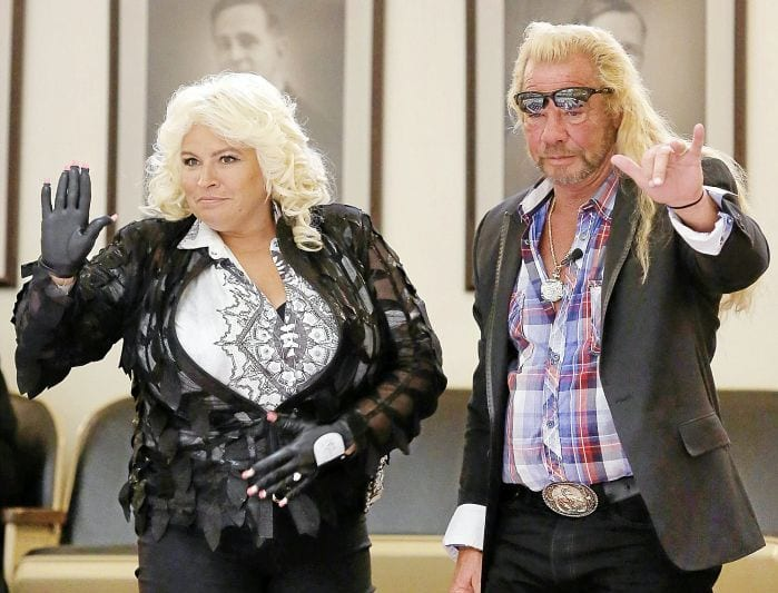 Celebrity big brother 2019 dog the bounty hunter