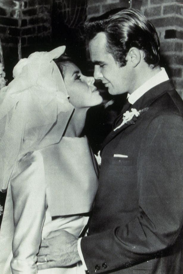 JUDY-CARNE-AND-BURT-REYNOLDS-WEDDING