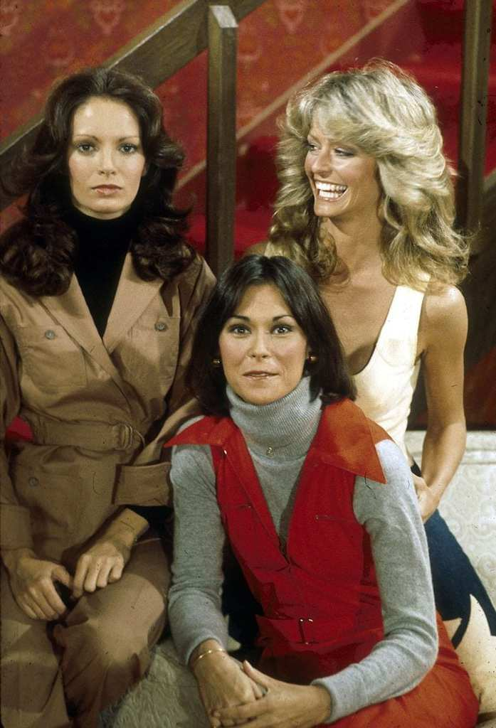 Farrah fawcett charlie s angels nude apologise, but