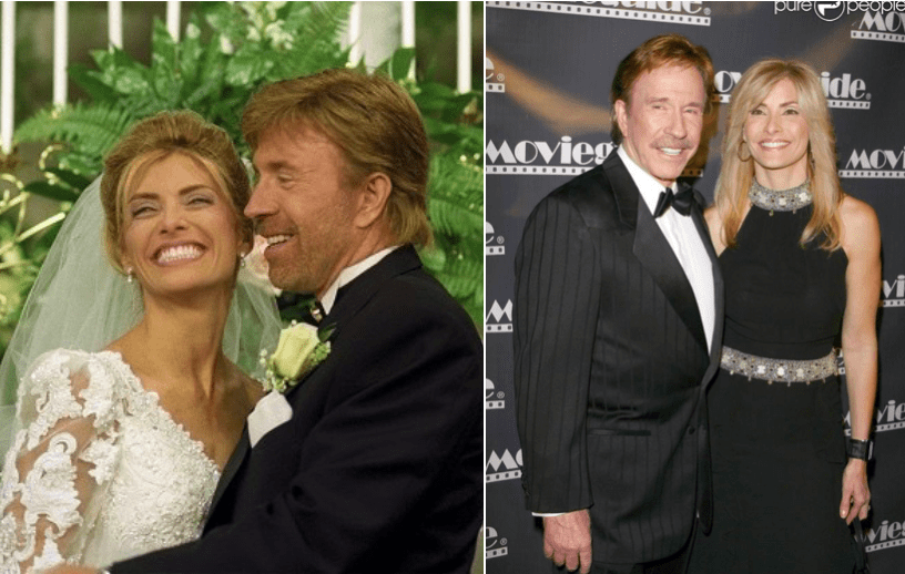 Chuck-Norris-and-Gena-O'Kelley