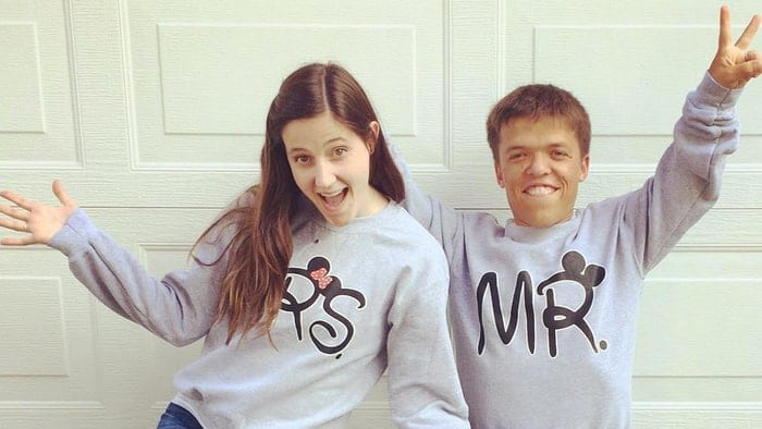 The unexpected baby news tori roloff received kiwireport for Did zach and tori have a dwarf baby