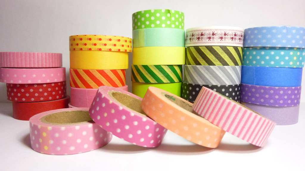 washi tape is the new thing you need kiwireport. Black Bedroom Furniture Sets. Home Design Ideas