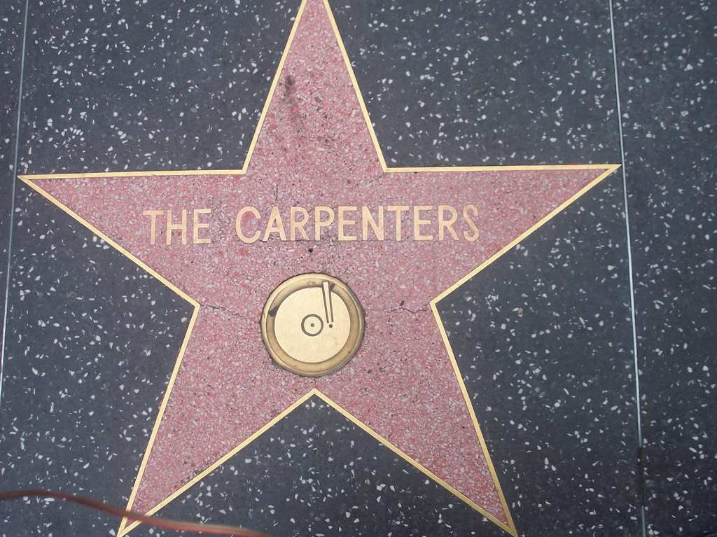 Carpenters_-_Walk_of_FameNYOAU