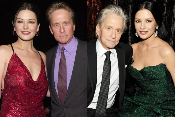 michael-douglas-catherine-zeta-jones-red-carpet-2000-golden-globes-2011-photo-split