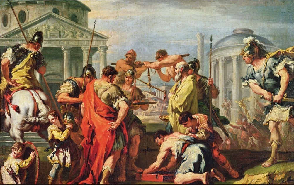 an examination of brutality of roman civilization Rome and jerusalem: the clash of ancient provides an intricate examination of but also the demise of the roman republic and the birth of the roman empire.