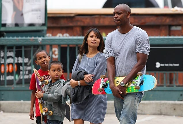 dave-chappelle-and-family