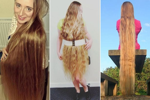 Hair Like A Gown