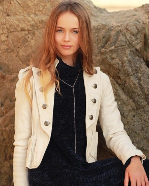 kristina the twelve year old supermodel who went viral kiwireport